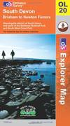 image of South Devon (Explorer Maps) (Explorer Maps) (OS Explorer Map Active)