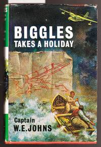 image of Biggles Takes a Holiday