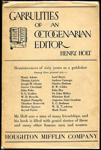 Garrulities of an Octogenarian Editor