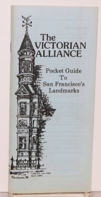 image of The Victorian Alliance pocket guide to San Francisco's  landmarks
