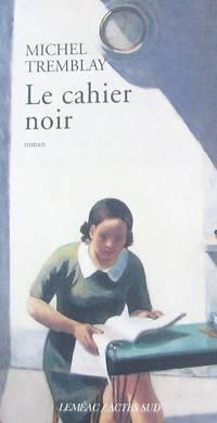 image of Le cahier noir (Les cahiers de Céline, #1)