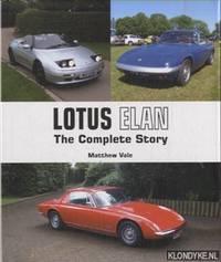 Lotus Elan. The Complete Story