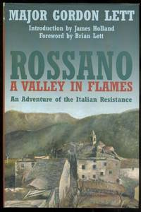 image of ROSSANO: A VALLEY IN FLAMES.  A STORY OF THE ITALIAN RESISTANCE.