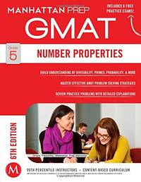 Number Properties GMAT Strategy Guide (Manhattan Prep GMAT Strategy Guides)