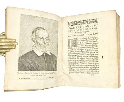 Bibliothecae Cordesianae catalogus....