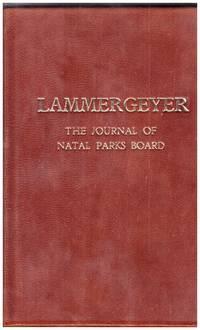 image of THE LAMMERGEYER.  Volume III Nos 7 to 12, Dec 1967 to Nov 1970.   6 Vols  Bound in One.