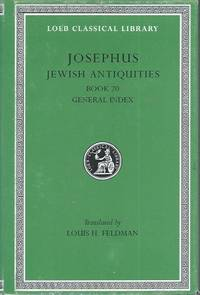 Jewish Antiquities__Book 20__General Index