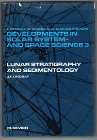 image of Lunar stratigraphy and sedimentology (Developments in solar system- and space science)