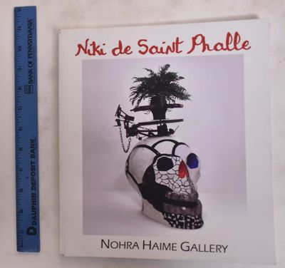 New York: Nohra Haime Gallery, 2011. Softcover. As New, in publisher's shrinkwrap. White wraps with ...