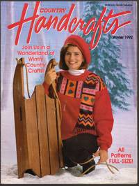 image of Country Handcrafts Winter 1992 , Volume 10 No 3