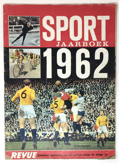1962 Sport Yearbook from Revue, the Dutch sports magazine. A look at the 1962 year in sports includi...