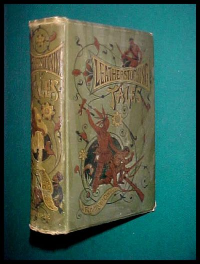 Coopers Leather Stocking Tales For Boys And Girls Illustrated By