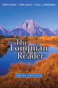 The Longman Reader, Brief 8th Edition