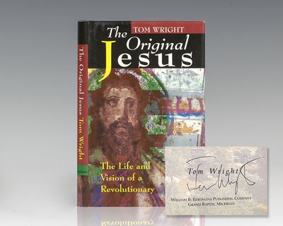 Grand Rapids, MI: Eerdman's Publishing, 1996. First edition of this work on Jesus by the renowned th...