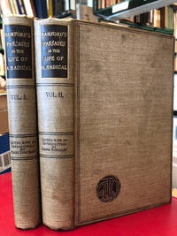 Bamford's Passages in the Life of a Radical and Early Day. In two volumes