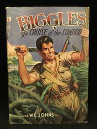 image of Biggles in the Cruise of the Condor (Main character: Biggles; Publisher series: Biggles Series.)