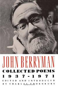 image of COLLECTED POEMS OF BERRYMAN