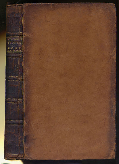 London: W. Bowyer and others, 1773. Hardcover. Fair. First edition. Volume II only. Fair in full lea...