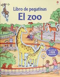 image of Zoo, El - Libro De Pegatinas (Spanish Edition)