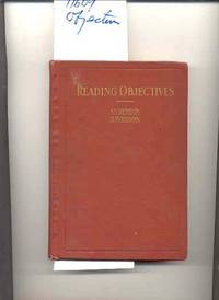 READING OBJECTIVES: A GUIDE BOOK IN THE TEACHING OF READING