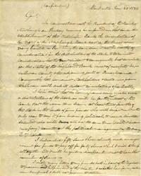 Letter regarding the Highland Bank of Newburgh, NY