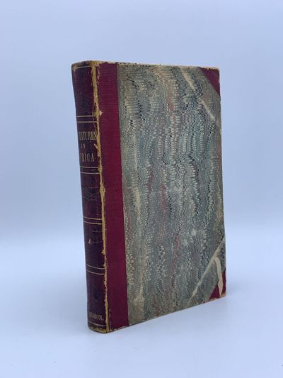 Philadelphia: T. B. Peterson and Brothers, 1843. Discreet initials on the title-page and minor wear ...
