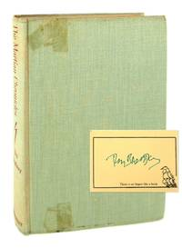 image of The Martian Chronicles [Signed Bookplate Laid in]