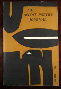 Beloit Poetry Journal, Fall 1964, Volume 13, No. 1