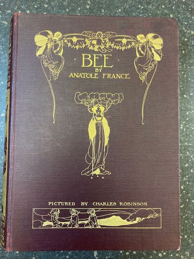 New York: J.M. Dent and Sons, 1912. First edition. Small quarto in burgundy hardcovers with gold gil...