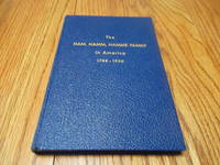 Genealogical Record of the Ham, Hamm, Hamme Family in America 1748-1950