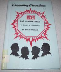 Dag Hammarskjold: A Giant in Diplomacy (Outstanding Personalities #1) by Robert Lichello - Hardcover - 1971 - from Easy Chair Books (SKU: 154037)