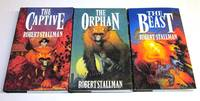 The Orphan, The Captive, The Beast (Book of the Beast Trilogy) by  Robert Stallman - Signed First Edition - 1989 - from Squid Ink Books and Biblio.co.uk