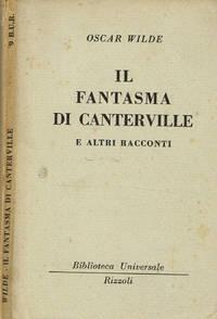 image of IL FANTASMA DI CANTERVILLE E ALTRI RACCONTI
