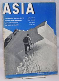 Asia. Founded in 1917 by Willard Straight [published monthly], February, 1939. Volume xxxix Number 2, Price 35 cents