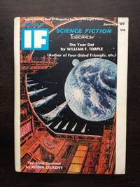 WORLDS OF IF VOL 19, NO. 1 JANUARY 1969