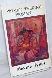 image of Woman talking woman
