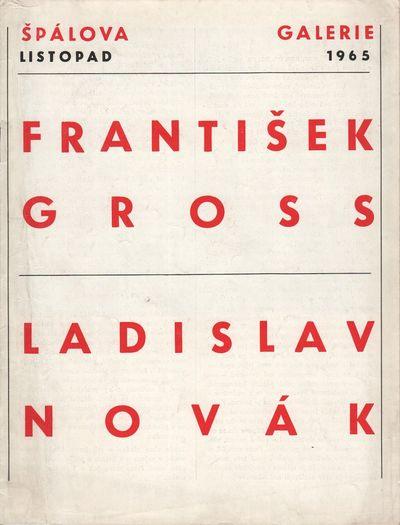 Prague: S�SVU, 1965. Octavo (21.5 × 16.5 cm). Original pictorial self-wrappers; pp. Eight blac...