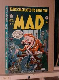 MAD Volume 1, Number 5