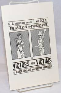 image of K.I.A. Productions Presents, Wed. Oct. 13, The Assassin vs. Princess Pure in Victors and Victims