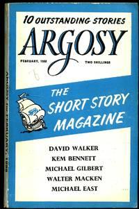 Argosy The Short Story Magazine Volume XIX Number 2 February 1958.