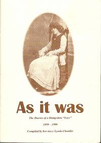 As It Was: the Diaries of a Hampshire Lass 1899-1999