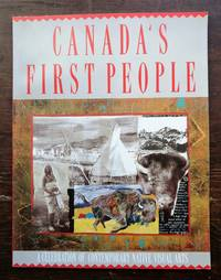 image of Canada's First People. A Celebration of Contemporary Native Visual Arts