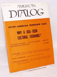 American dialog; Winter 1968-69,  vol. 5, number 2