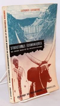 image of Structures économiques du Congo Belge et du Ruandi-Urundi