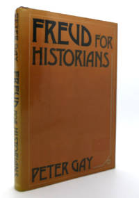 image of FREUD FOR HISTORIANS