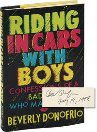 image of Riding in Cars With Boys (First Edition, inscribed to author Chris Offutt)