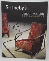 Gordon Watson: The End of a Chapter, Sotheby's London May 3, 2006