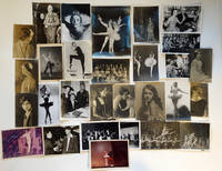 A Group of 32 Photographs from the Collection of International Ballet Legend Marina Svetlova