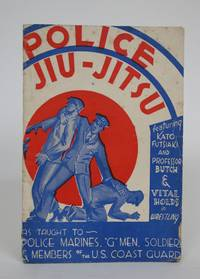 image of Police Jiu-Jitsu, Featuring Kato Futsiaki and Professor Butch,  Also, Vital Holds in Wrestling
