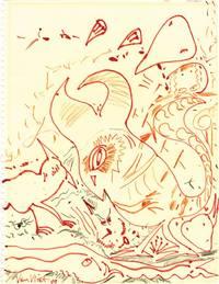 Exotic Birds (Original artwork)